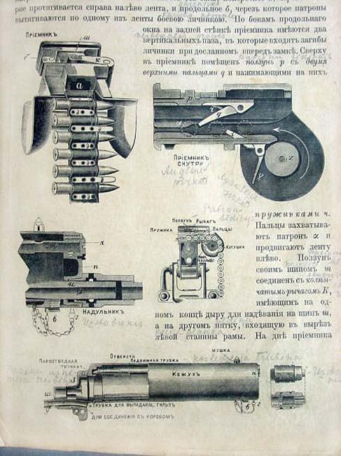 Les armes collectives Maxim_11