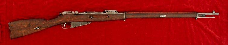 Le Fusil Mosin Nagant modèle 1891 Mn189110