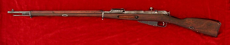 Le Fusil Mosin Nagant modèle 1891 Mn189111