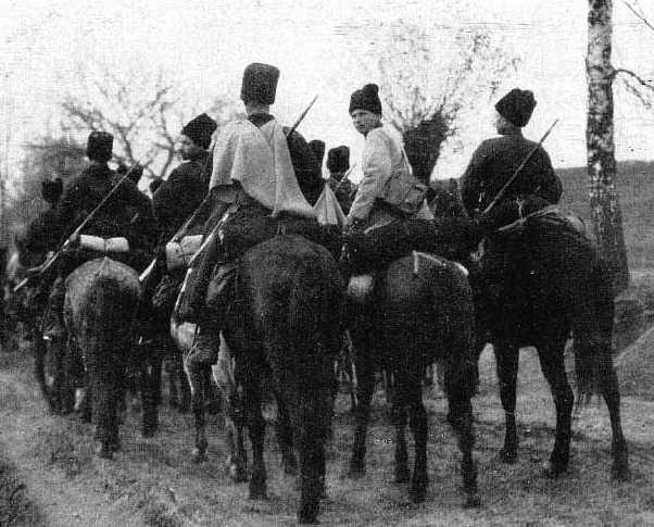La cavalerie Savage10
