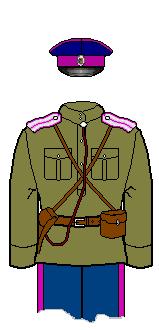 La cavalerie Urals110