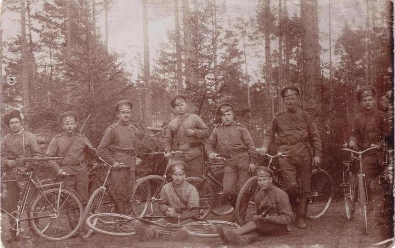 Les cyclistes et leurs matériels. Vylo_r11
