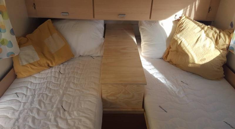 Une T@B à deux lits simple 12208311
