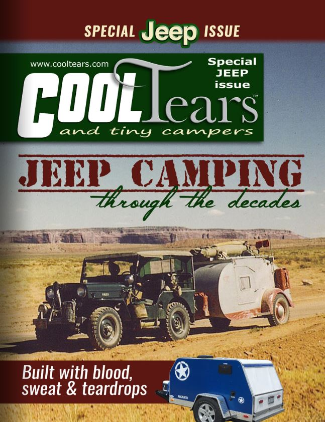 Voici le nouveau numéro du magazine Cool Tears and Tiny Campers Captur10