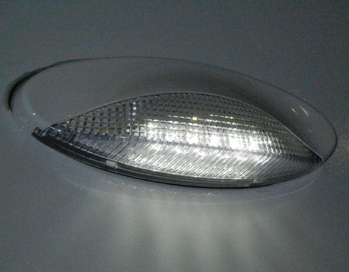 Luminaire de porte DEL  Captur17