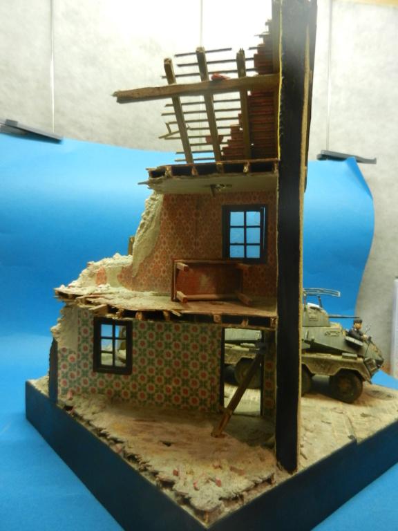 diorama - Diorama SDKFZ 232 (suite et fin) Dscn3618