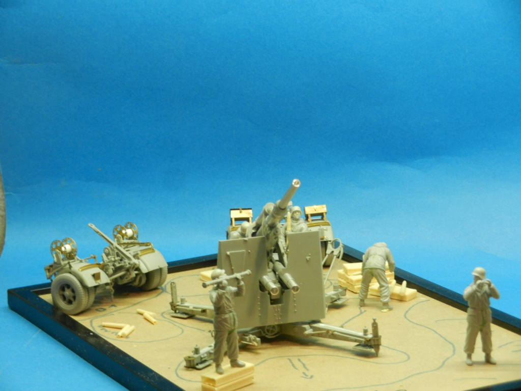 Artillery canone 88mm flak 36/37 Dscn3623