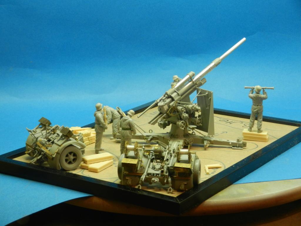 Artillery canone 88mm flak 36/37 Dscn3626