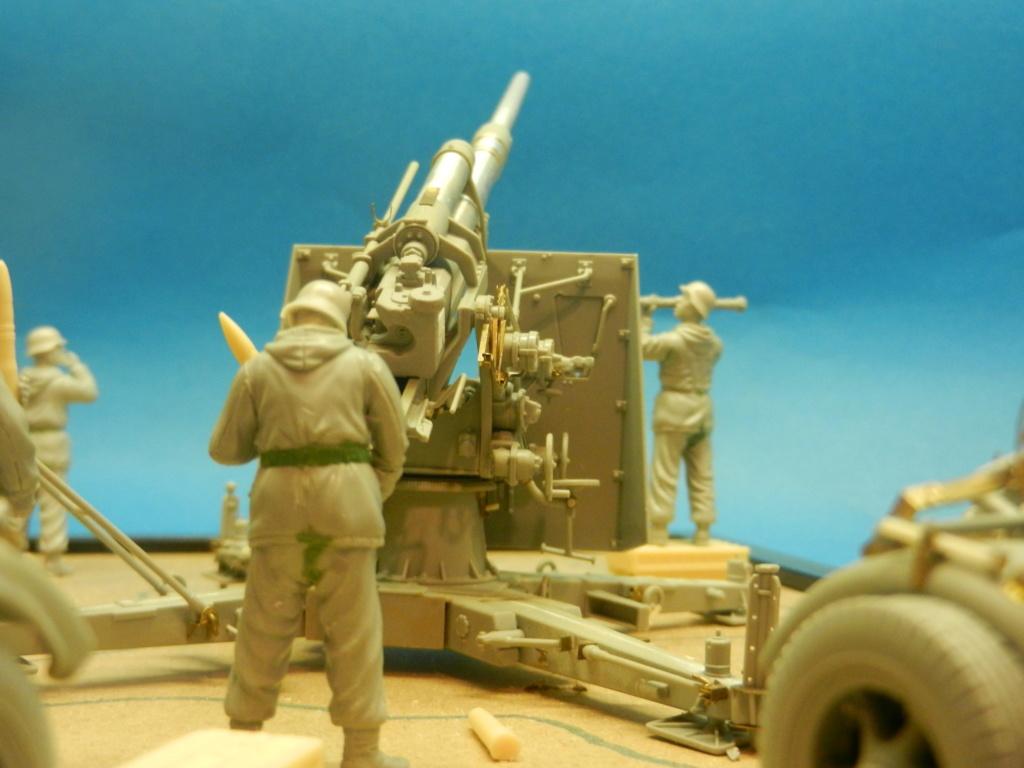 Artillery canone 88mm flak 36/37 Dscn3628