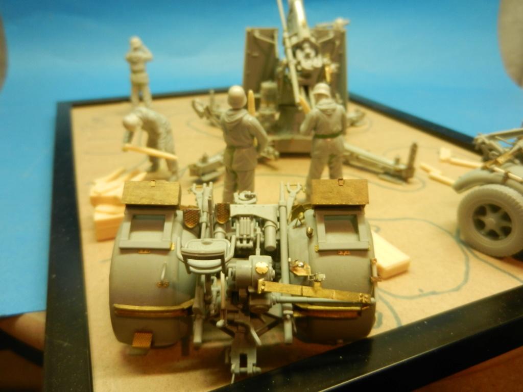 Artillery canone 88mm flak 36/37 Dscn3629