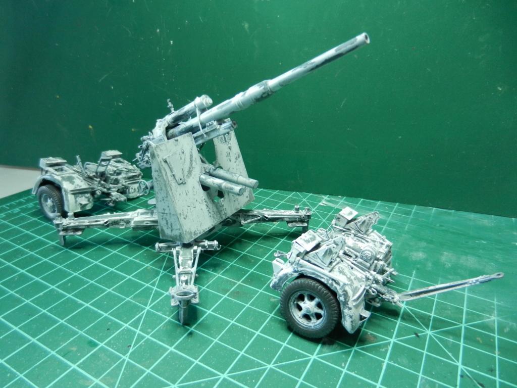 Artillery canone 88mm flak 36/37 (suite) Dscn3811
