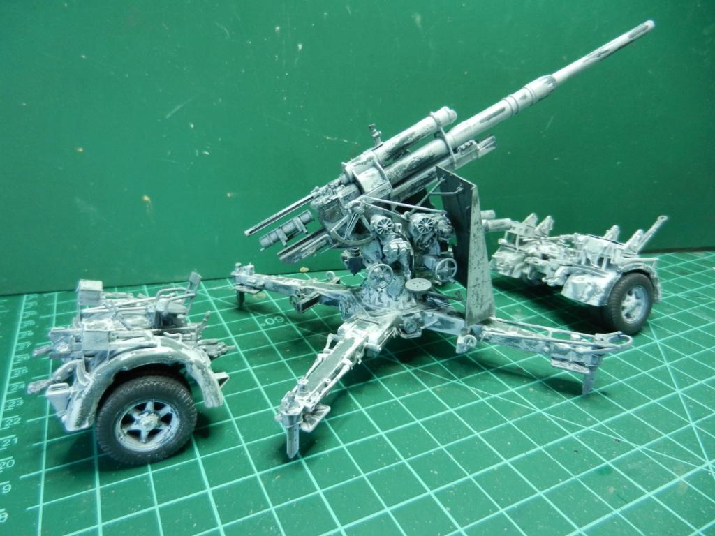 Artillery canone 88mm flak 36/37 (suite) Dscn3812