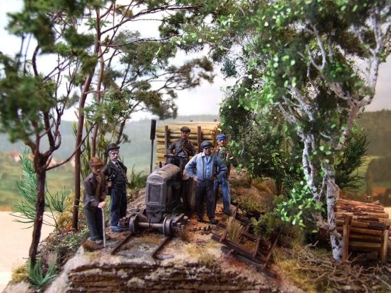 Sur la ligne forestière Contaut le Huga Ancien15