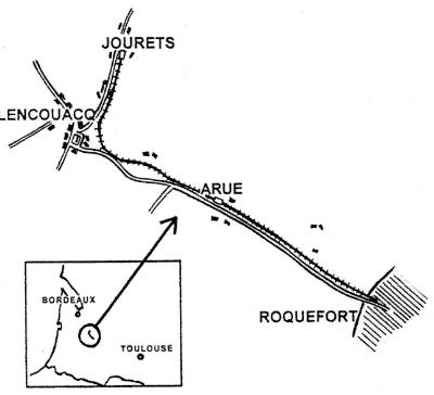 Chemin de fer Economique & Forestier des Landes de Gascogne. Image11