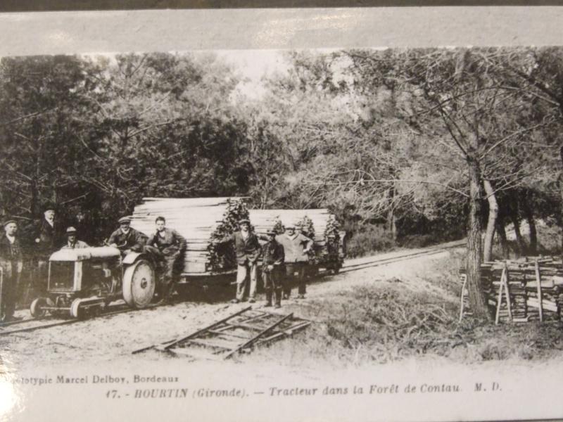 Sur la ligne forestière Contaut le Huga Maquet13