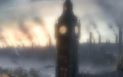 Description des nouveaux mondes Londre10