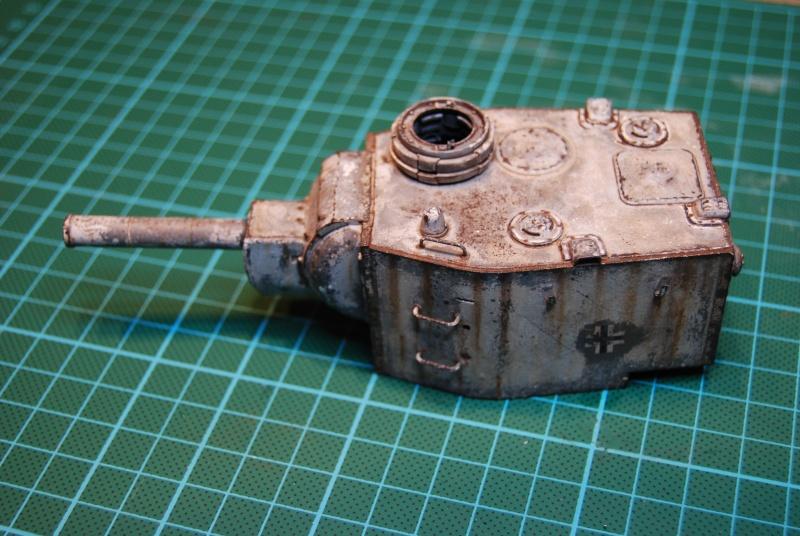 kv-2 capturé et abandonné 1/35 (trumpeter) L_1410