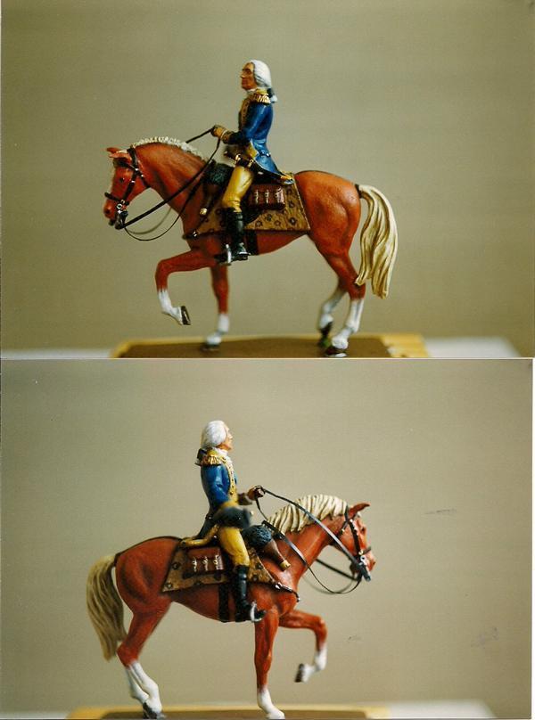 George Washington zu Pferd K800_111