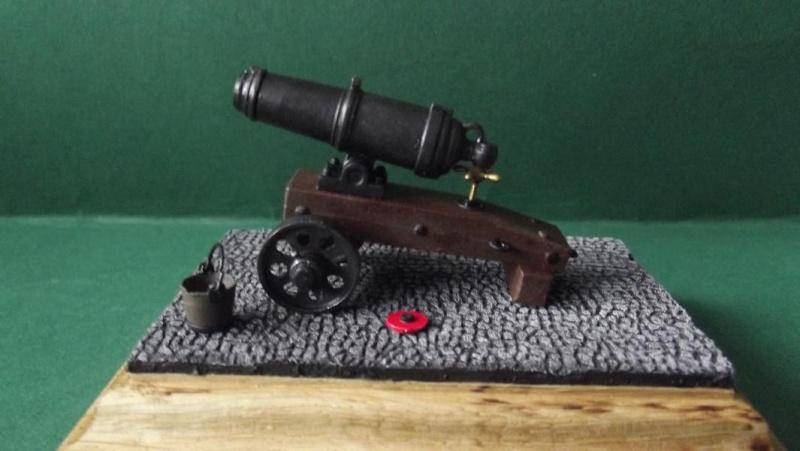 British 32 Pdr. Carronade K800_d46