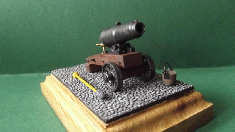 British 32 Pdr. Carronade K800_d48