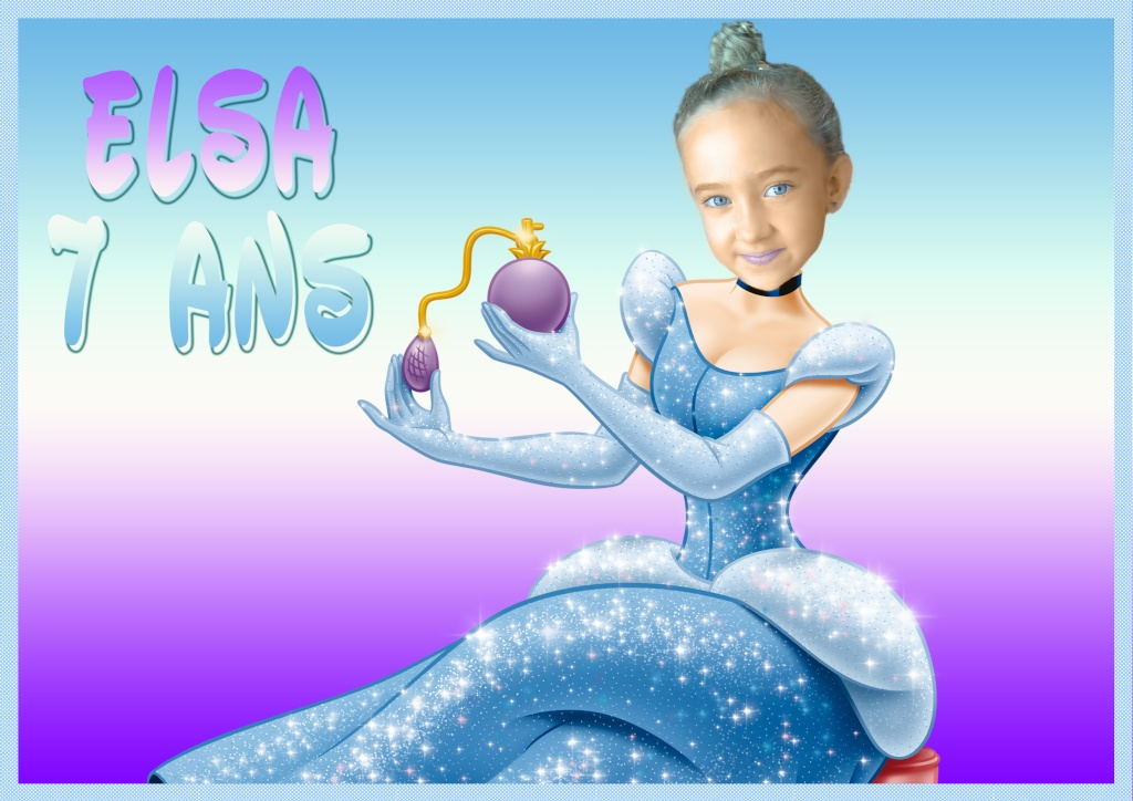 anniversaire des enfants :) Elsa10