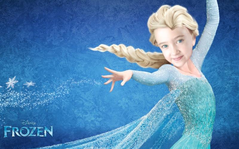 anniversaire des enfants :) Frozen10