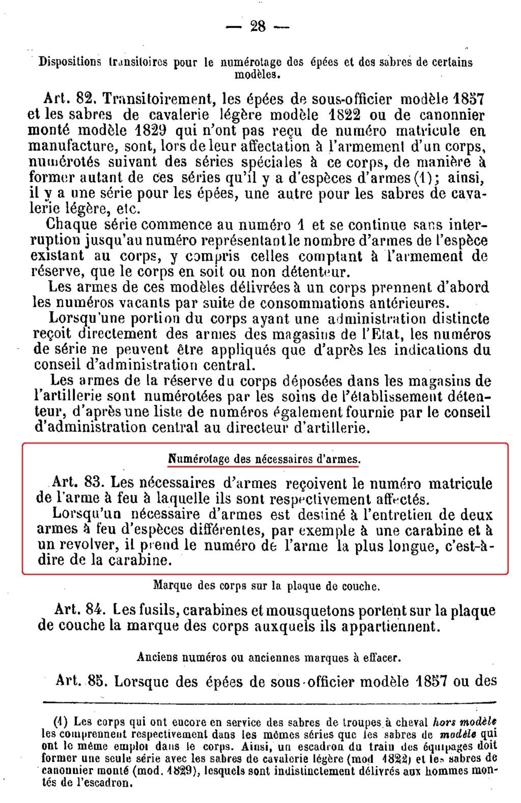 Le petit équipement du fantassin sous le second empire. - Page 2 1884-m18