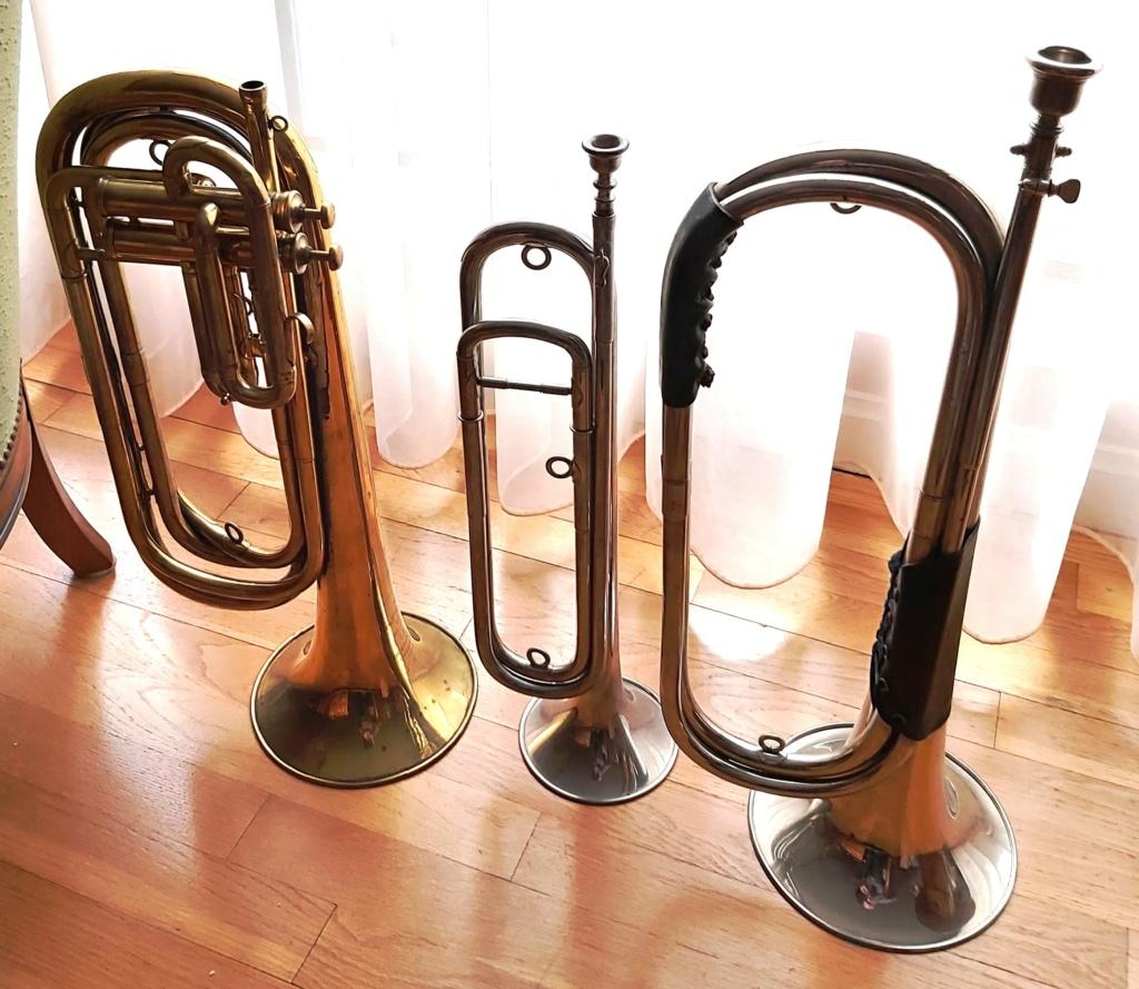Les instruments de musique : caisses - tambours - clairons - trompettes  - Page 3 20191212