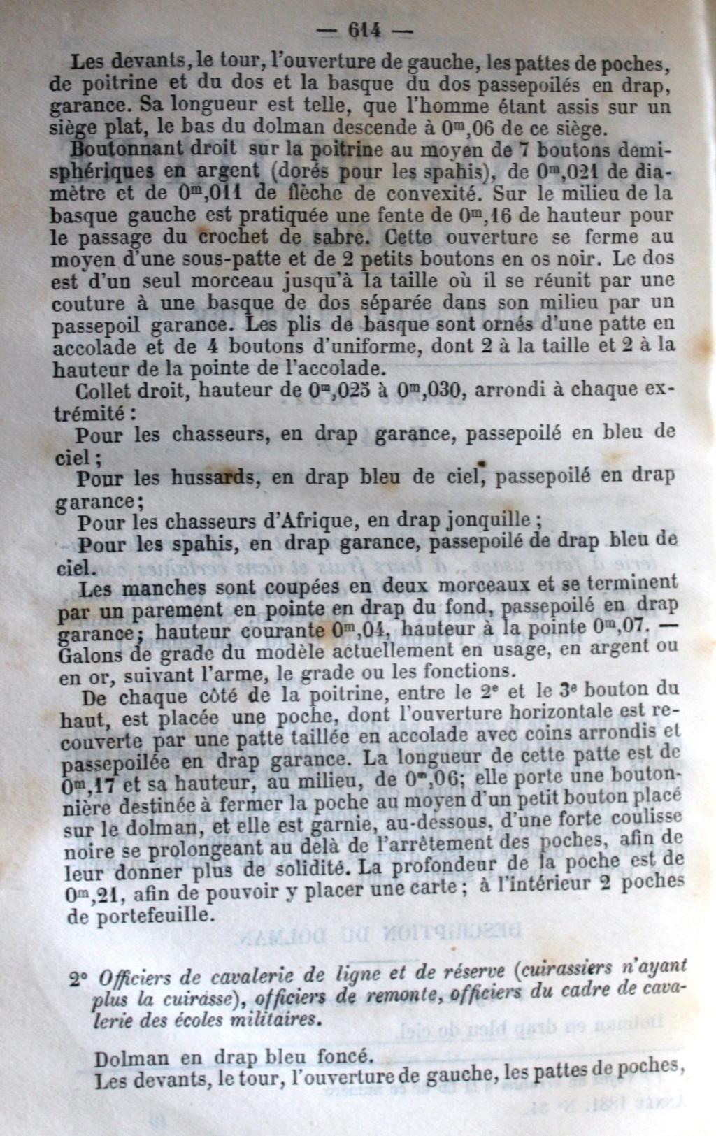 Le dolman dans l'armée française 1872-1914 2_mai_10