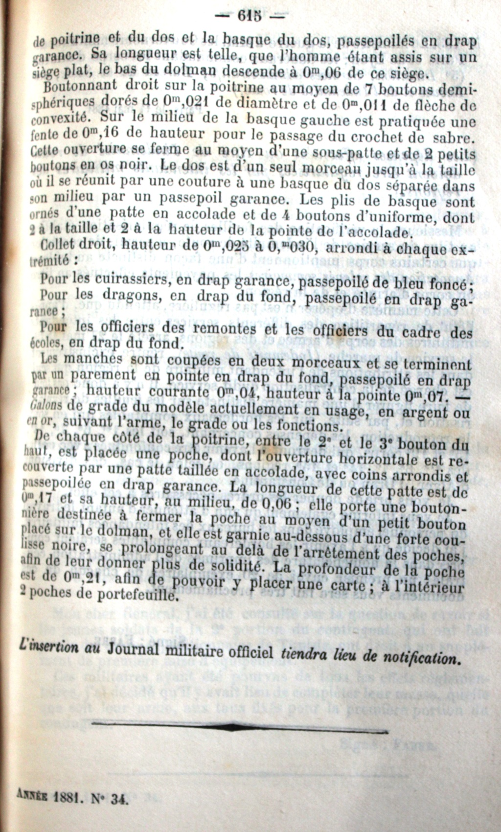Le dolman dans l'armée française 1872-1914 2_mai_12