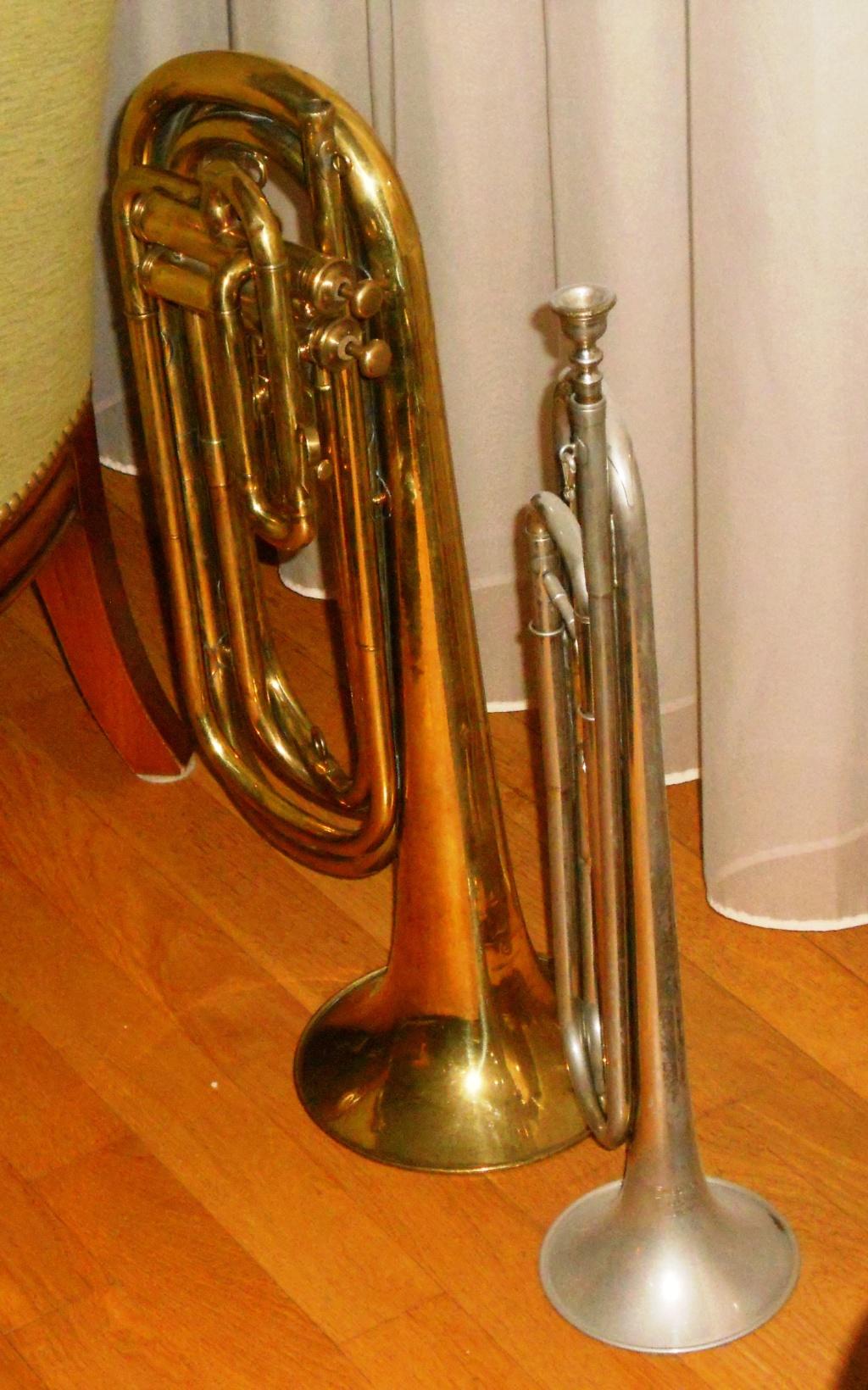 Les instruments de musique : caisses - tambours - clairons - trompettes  - Page 3 Dscn0121