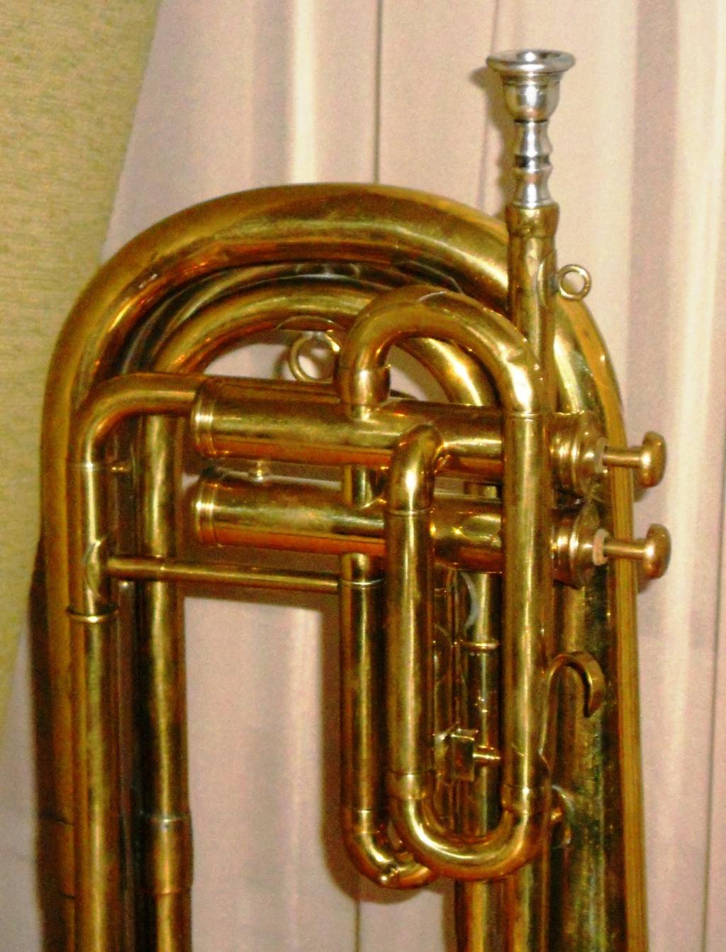 Les instruments de musique : caisses - tambours - clairons - trompettes  - Page 3 Dscn0216