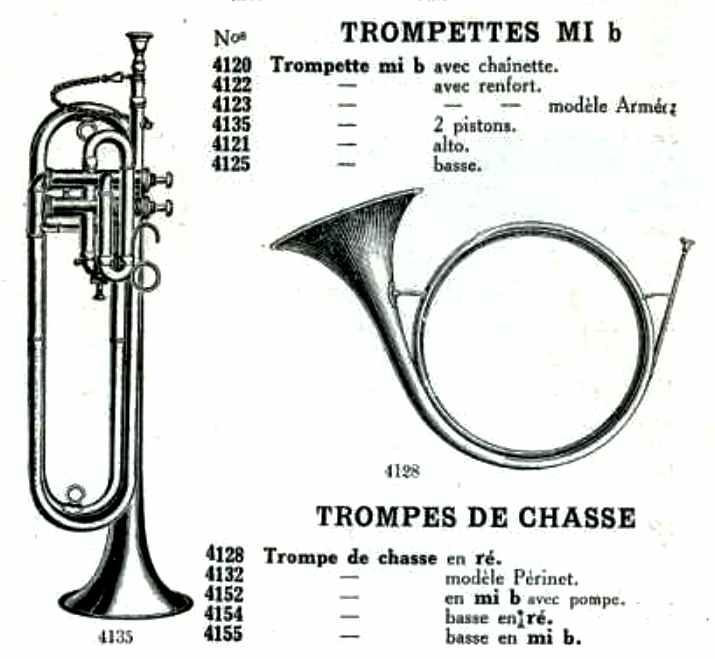 Les instruments de musique : caisses - tambours - clairons - trompettes  - Page 3 Indust10