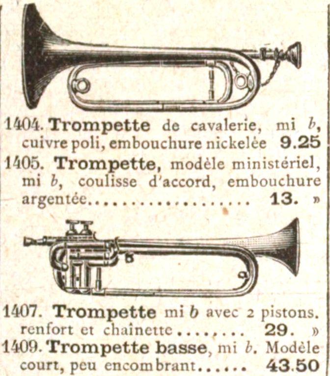 Les instruments de musique : caisses - tambours - clairons - trompettes  - Page 3 Recuei31