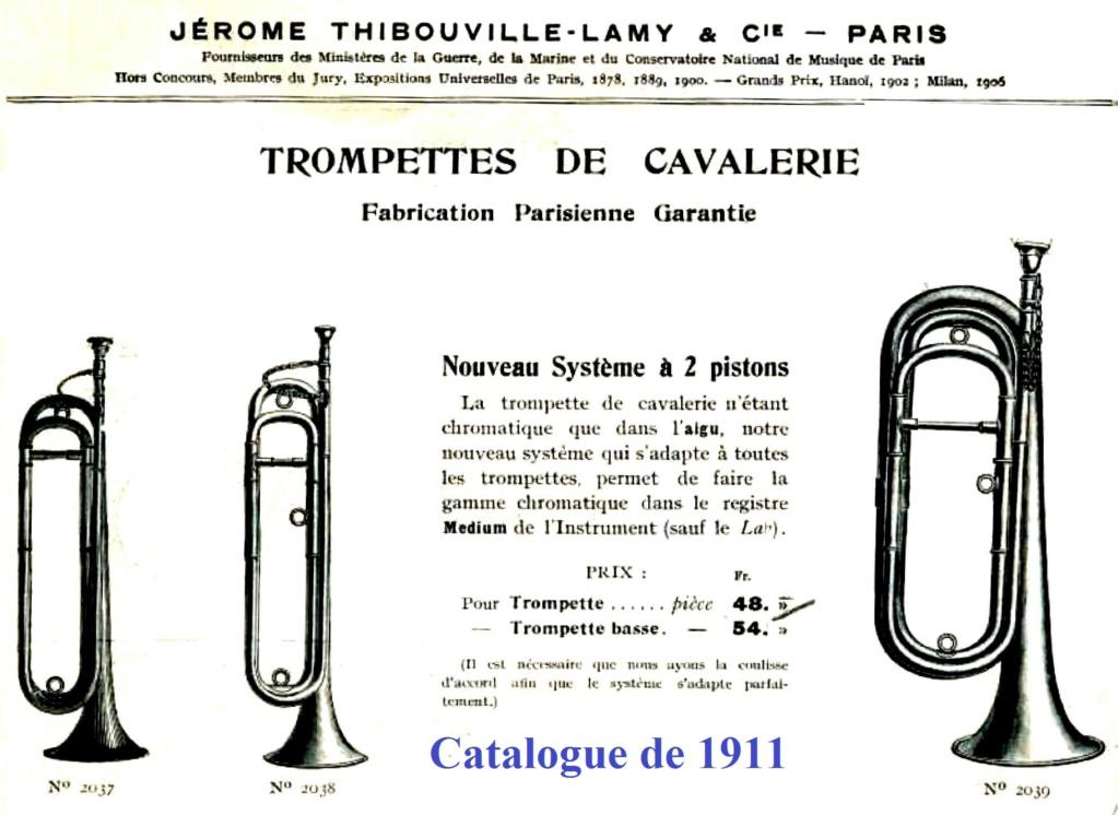 Les instruments de musique : caisses - tambours - clairons - trompettes  - Page 3 Trompe14