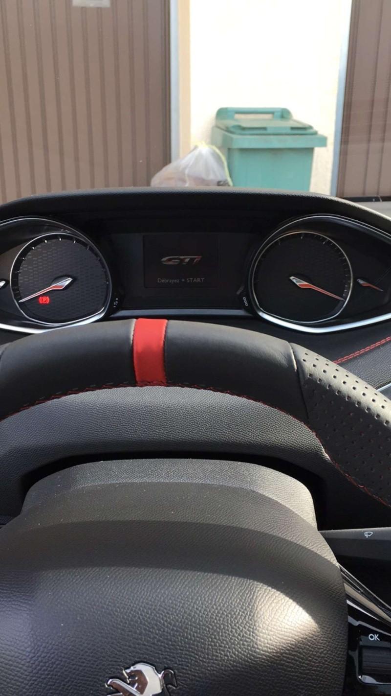 La remplaçante de ma GTD : 308 GTI by Peugeot Sport Fichie13