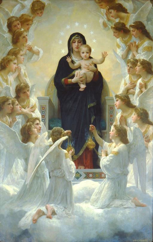 Marie Reine des anges Immacu10
