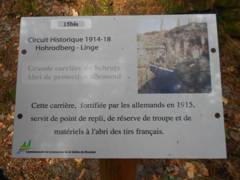 La bataille du Linge 1915 Dscn2050