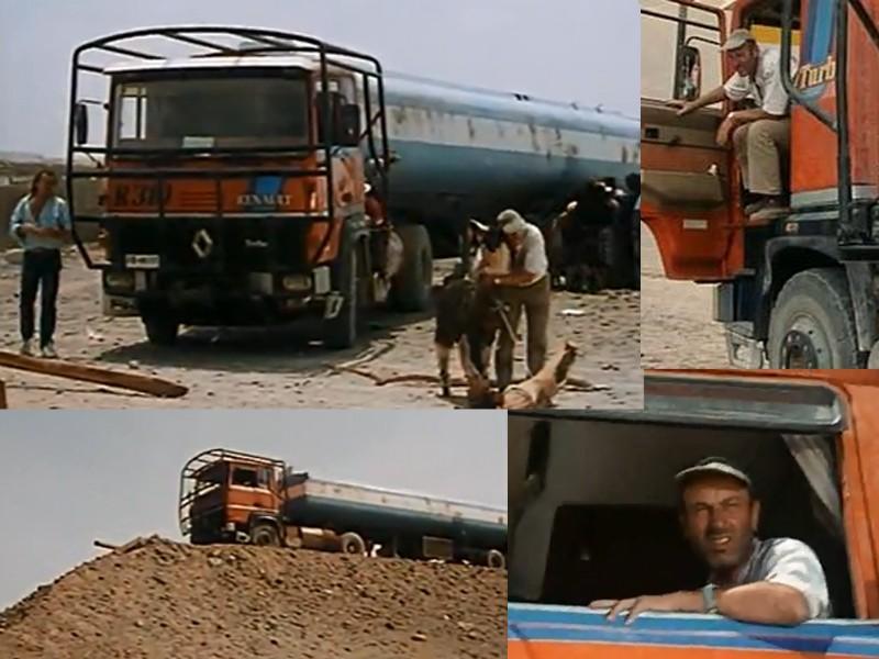 Renault 310 Italeri mit Tanktrailer 1:24 --Wasser für Santa Margerita Bildsc10