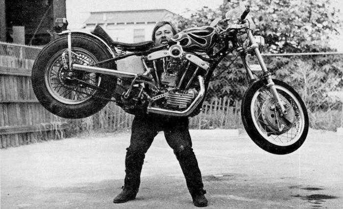 Biker et fier de l'être 1970s-10