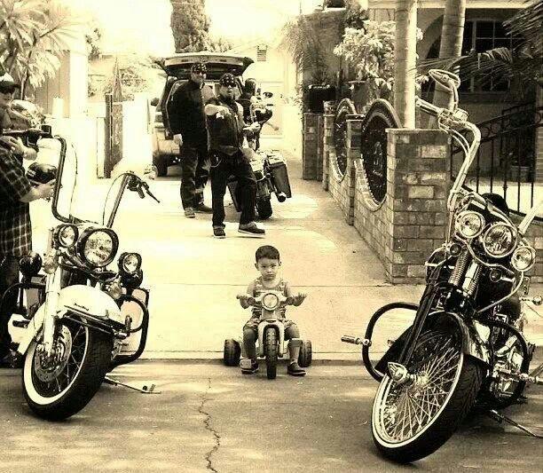 Biker et fier de l'être - Page 4 Baby10