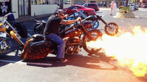 El Fuego ..... Bagger14