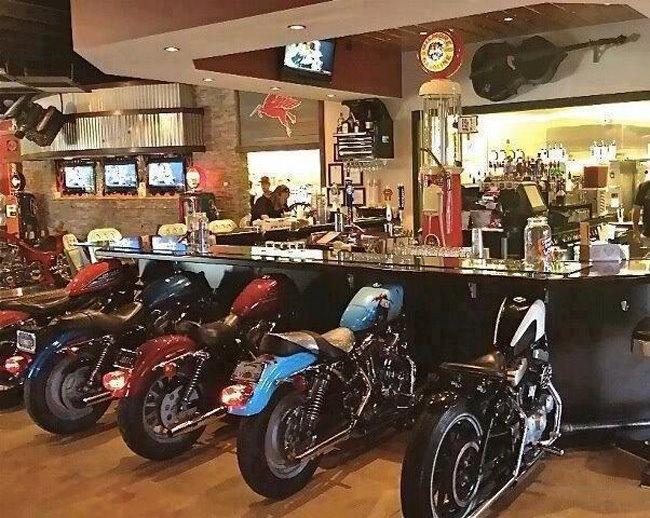 Bar, pub, resto bikers Bar110