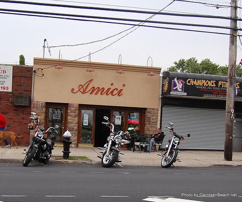 Bar, pub, resto bikers Barhd10