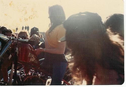 Vieilles photos (pour ceux qui aiment les anciennes photos de bikers ou autre......) - Page 2 Dayton19