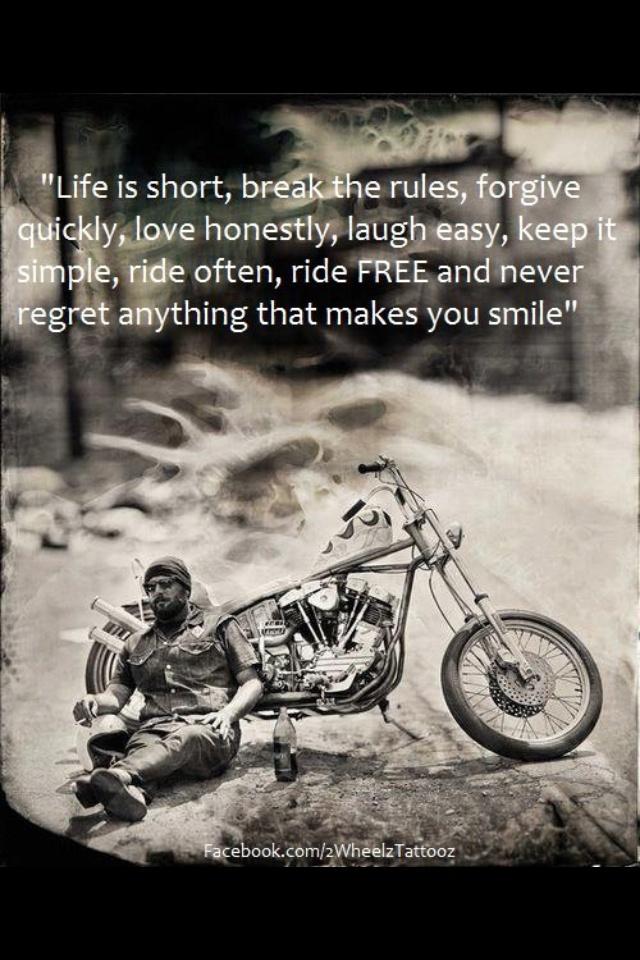 Biker et fier de l'être - Page 4 Dicton15