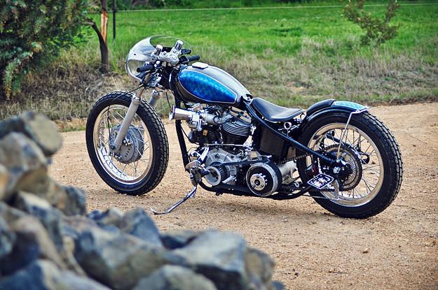 Panhead 1950 Harley23