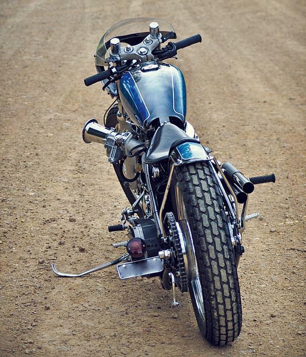 Panhead 1950 Harley24