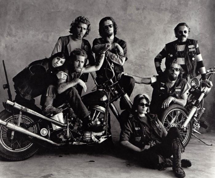 Biker et fier de l'être Hells-10