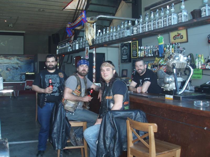 Bar, pub, resto bikers Hollis10